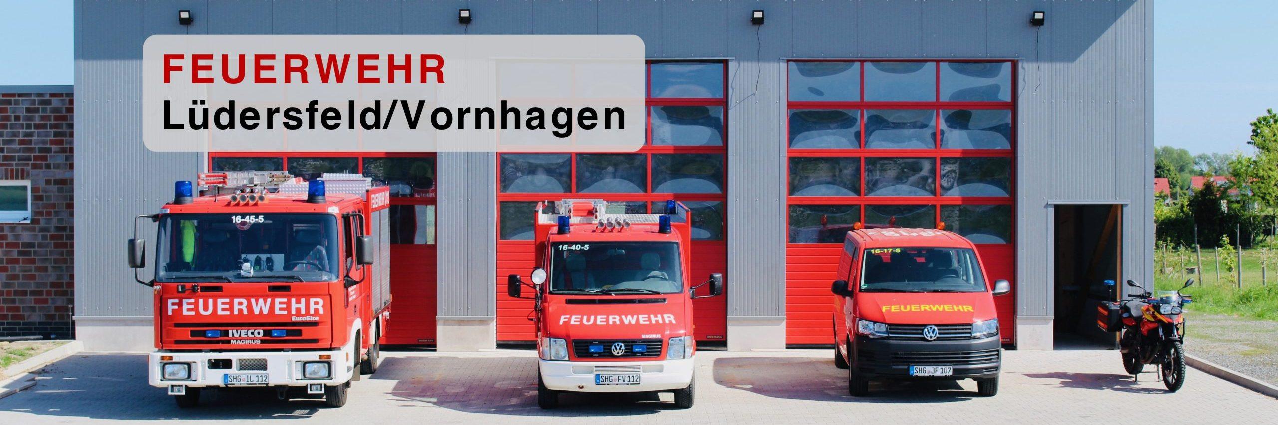 Feuerwehr Lüdersfeld/Vornhagen